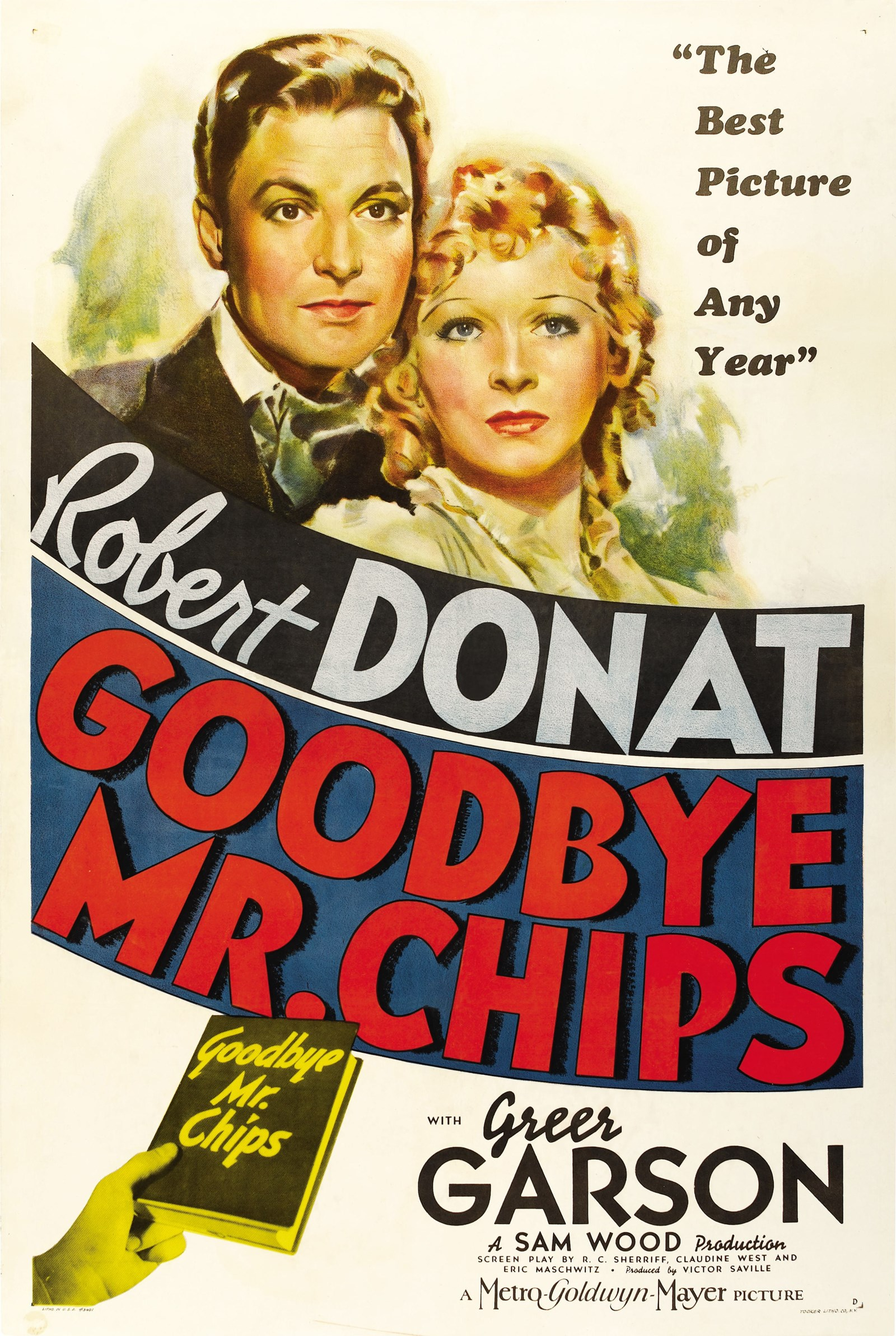 Image result for goodbye mr chips poster