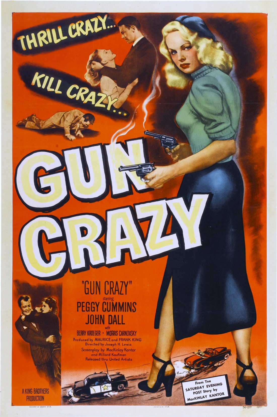 Image result for gun crazy 1949