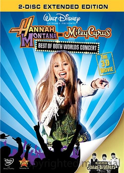 Miley Cyrus Hannah Montana Tour