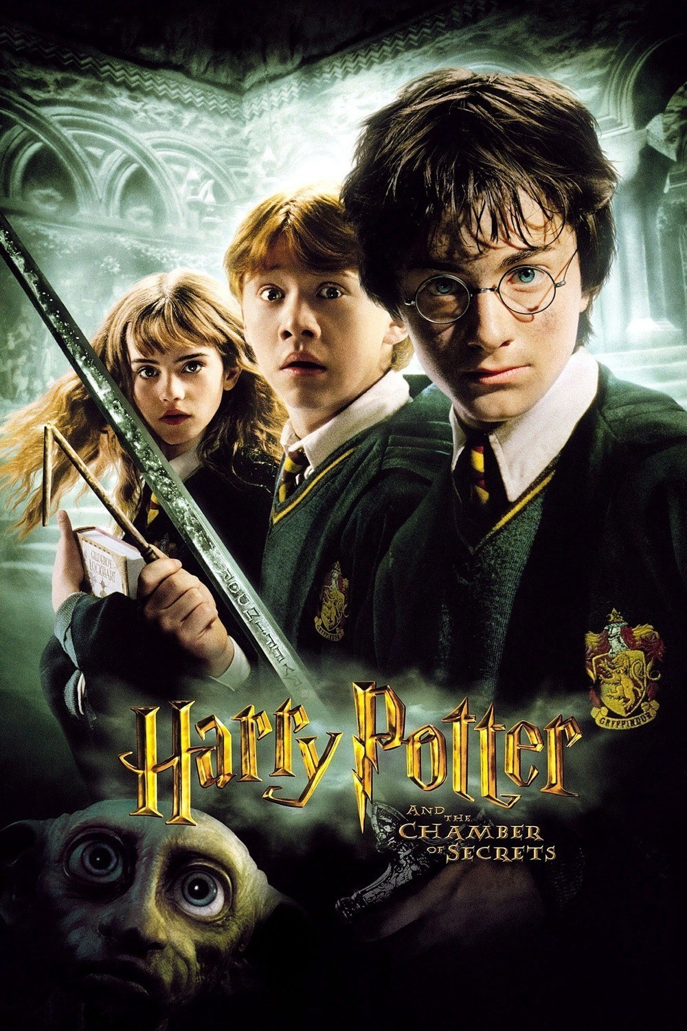 D8/Z1 58816 Harry Potter and the chamber of secrets Unknown