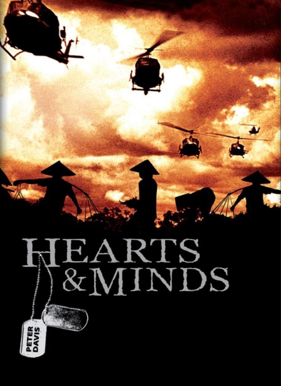 Corações e Mentes (1974)