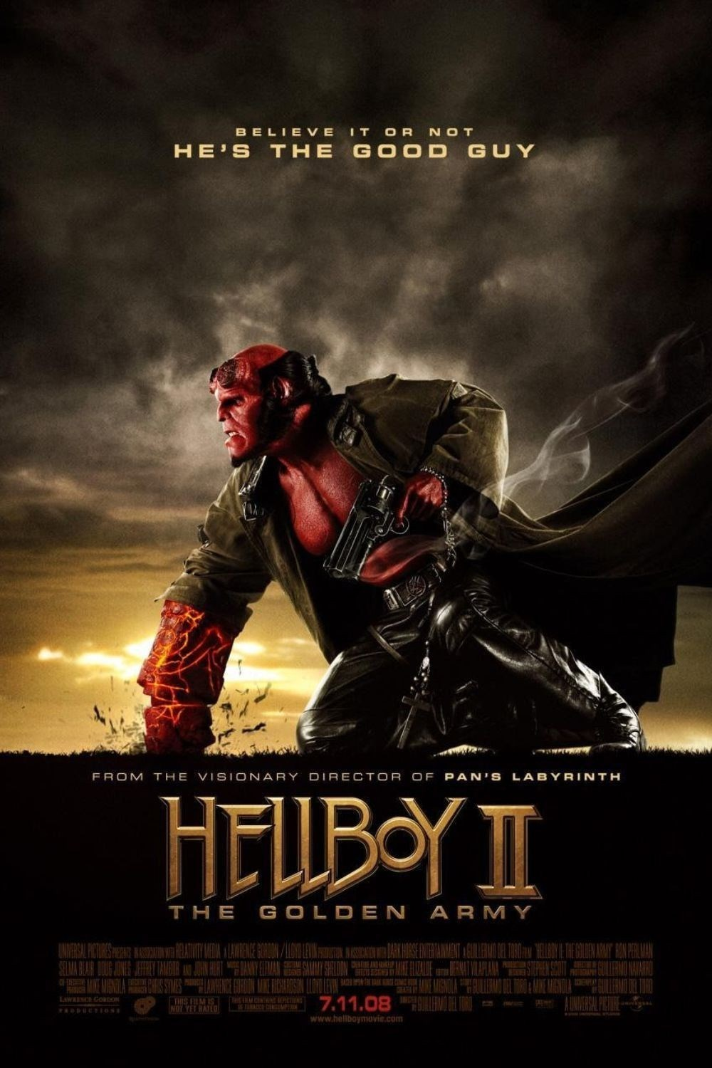 Subscene - Subtitles for Hellboy II: The Golden Army