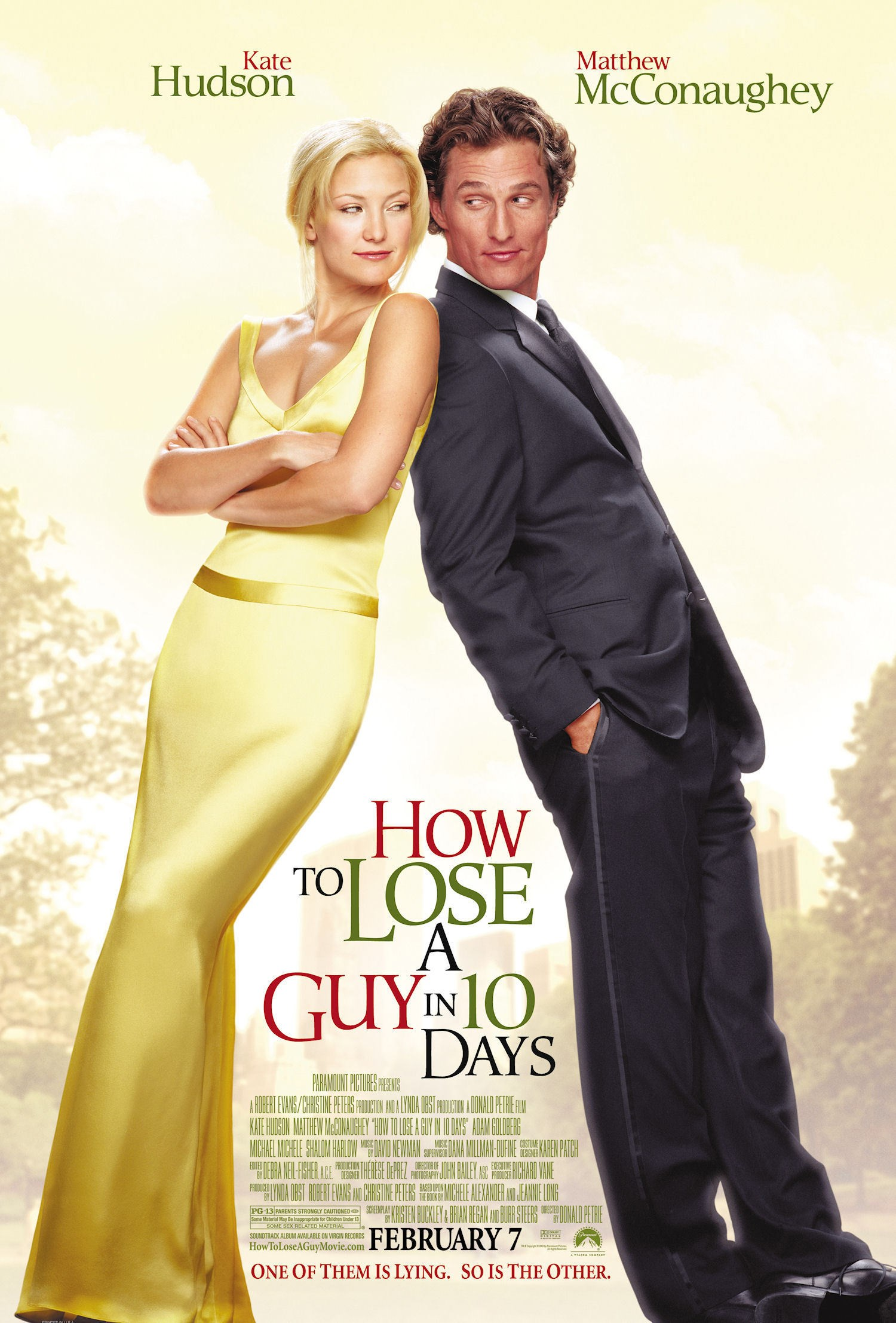 Image result for how to lose a guy in 10 days poster