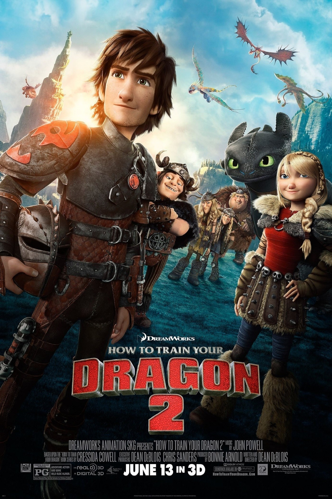 How To Train Your Dragon 2 Imdb