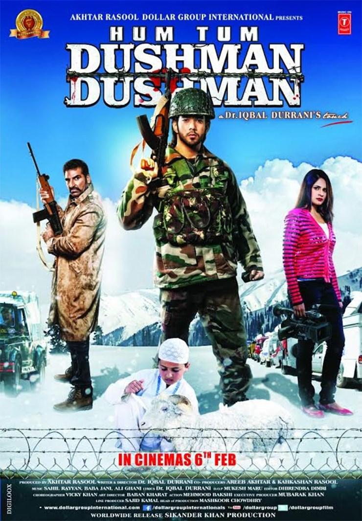 Hum Tum Dushman Dushman Full Movie Subtitle Indonesia
