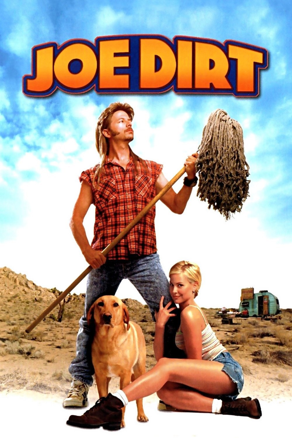 an analysis of the movie joe dirt This film is the story of the spectacular life and violent death of british playwright joe  the #1 movie review, analysis,  red dirt offers the story of a young.