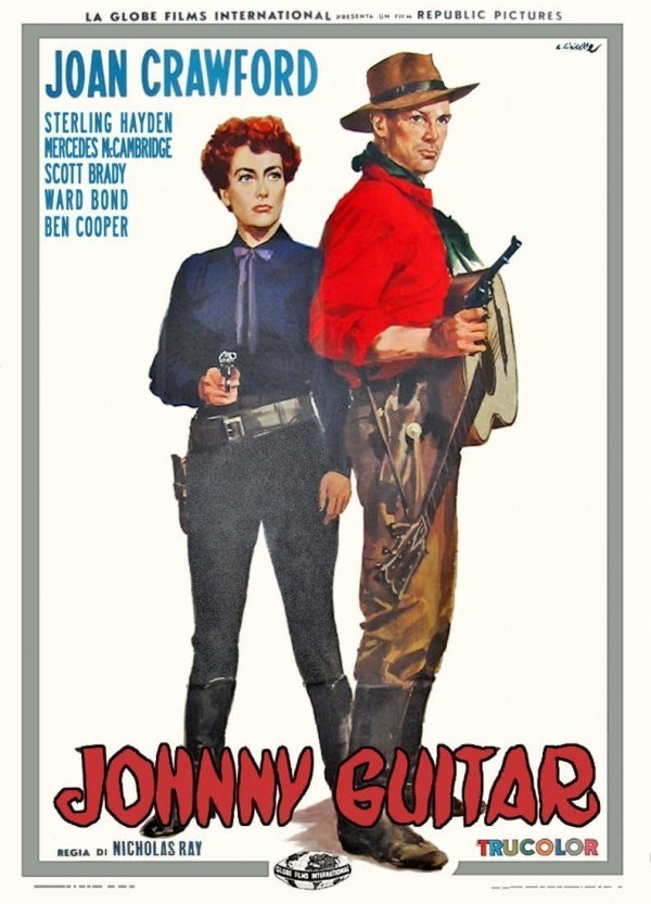 Αποτέλεσμα εικόνας για Johnny Guitar (1954)