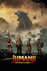 دانلود فیلم Jumanji Welcome To The Jungle 2017