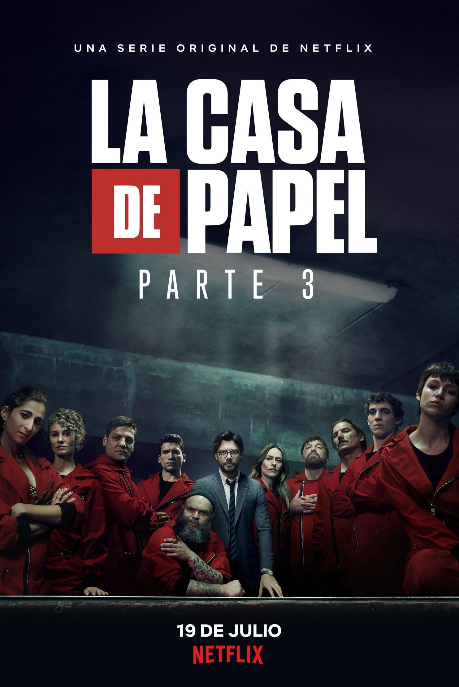 Subscene - Money Heist (La Casa de Papel / The Paper House) - Third