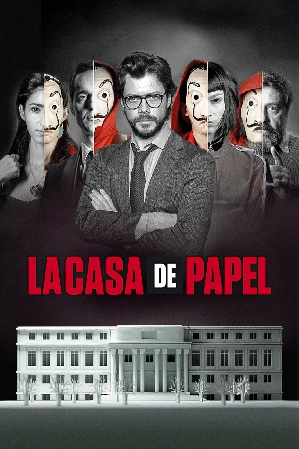 Subscene - Money Heist (La Casa de Papel / The Paper House) - First