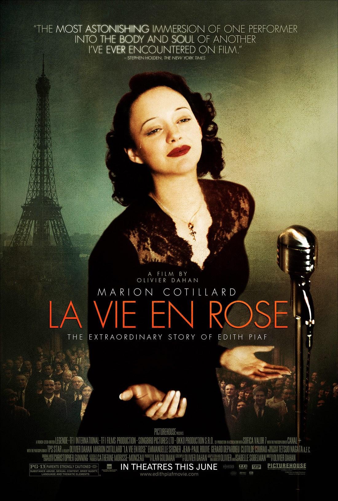 Resultado de imagen de Edith Piaf - La Vie En Rose