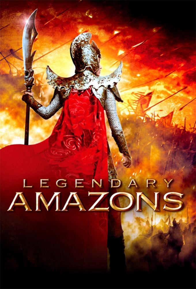 legendary amazons-#3
