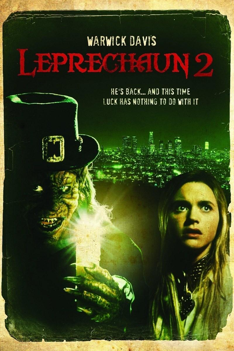 Image result for leprechaun 2