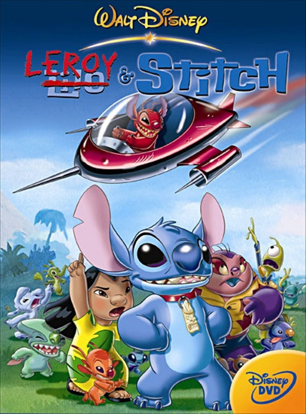 Subscene - Subtitles for Leroy and Stitch