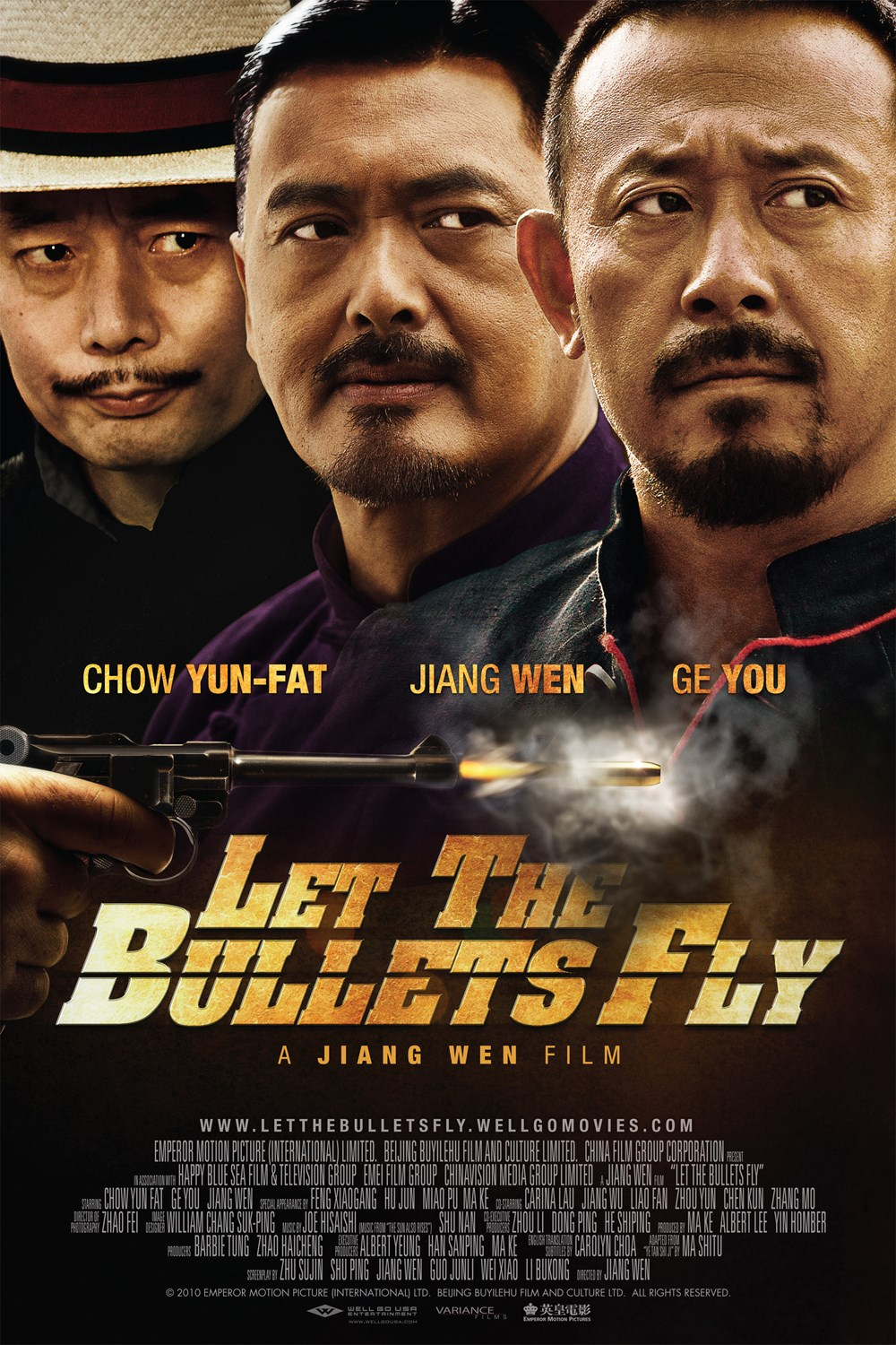Let The Bullets Fly 2010