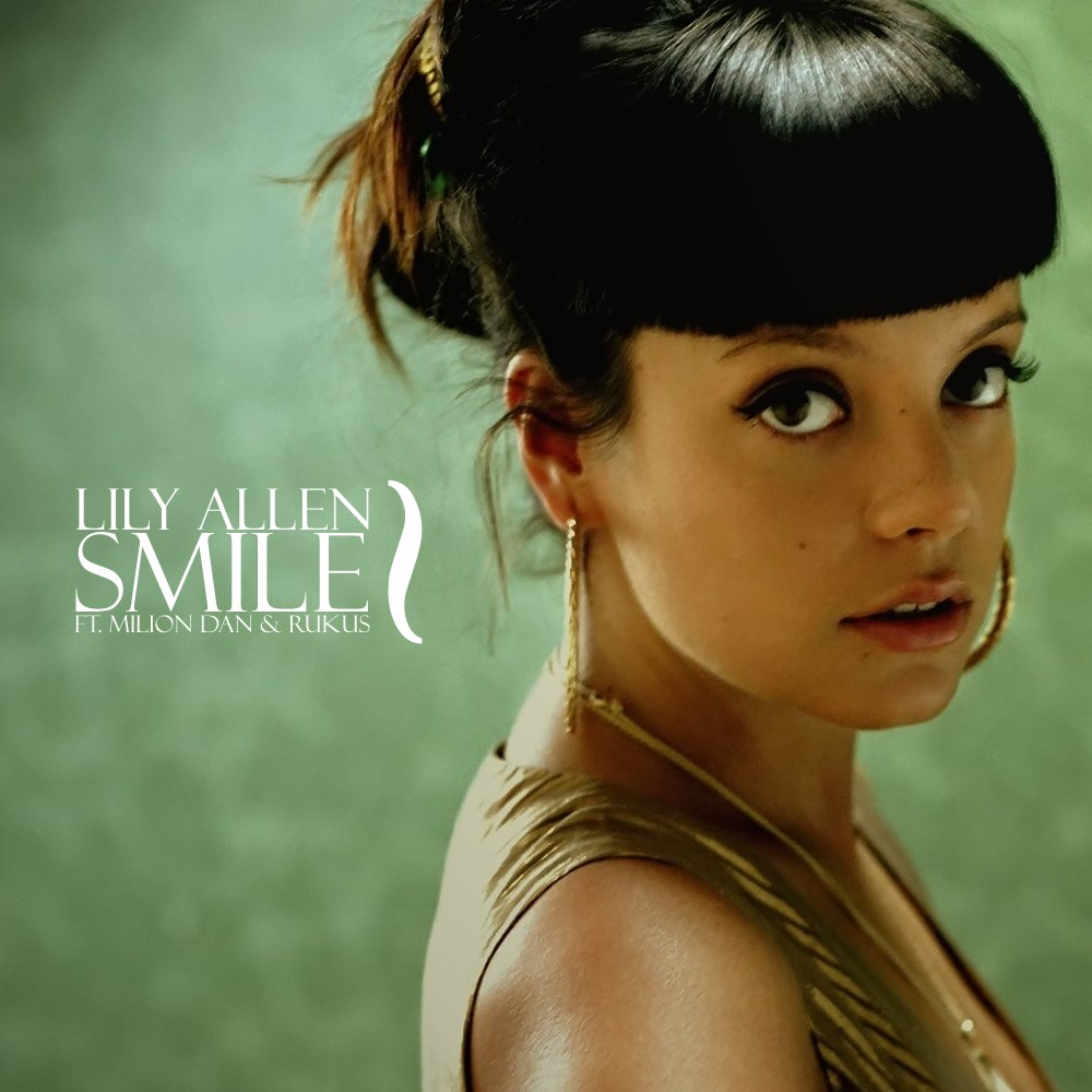 Lily Allen - Smile Flag Lily Allen