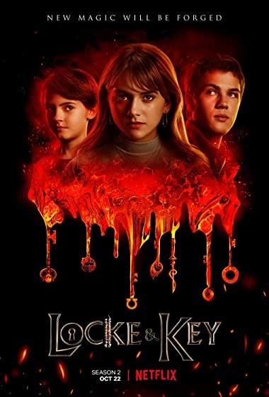 Locke And Key Season 2 Complete NF WEB-DL
