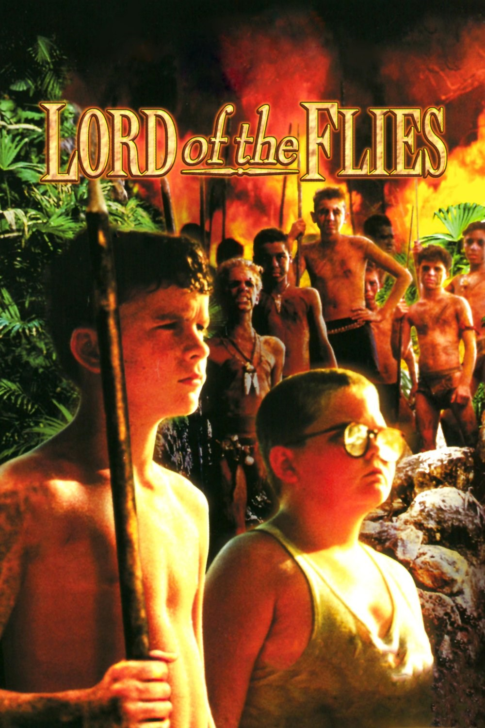 lord of the flies vs huck Trailer for lord of the flies trailer for lord of the flies.