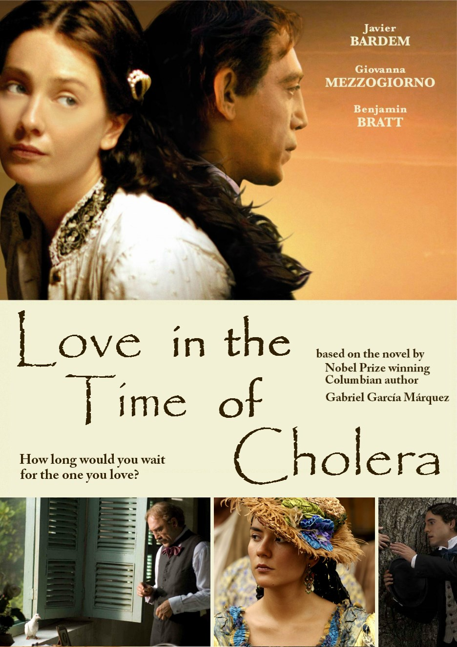 love in time of cholera Get this from a library love in the time of cholera [gabriel garcía márquez edith grossman] -- set on the caribbean coast of south america, this love story.