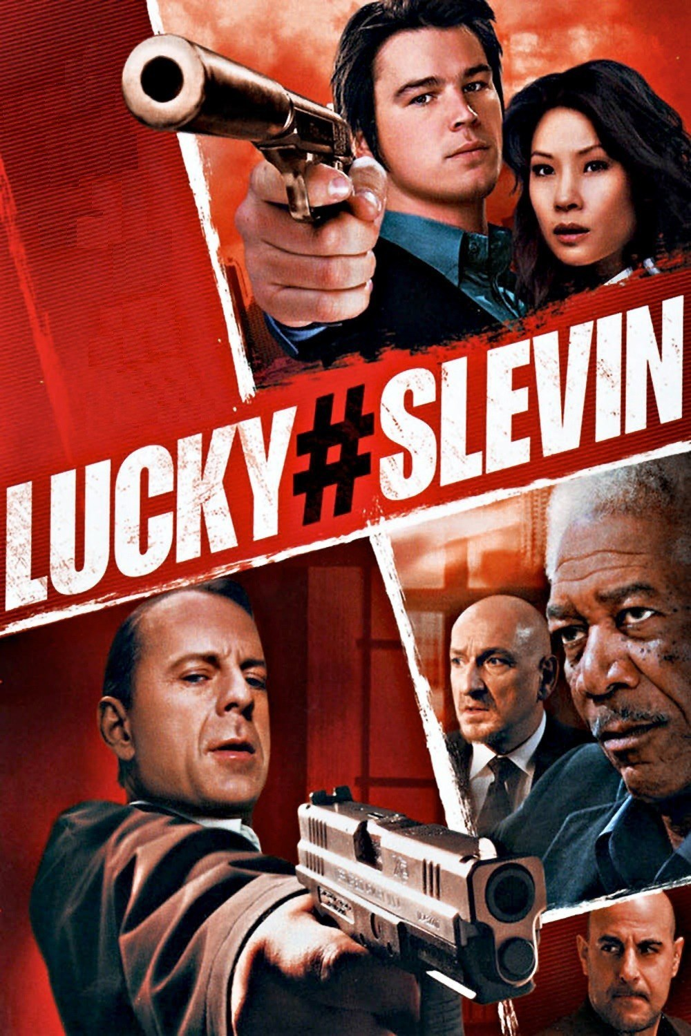 Amazon. Com: lucky number slevin [dvd]: movies & tv.