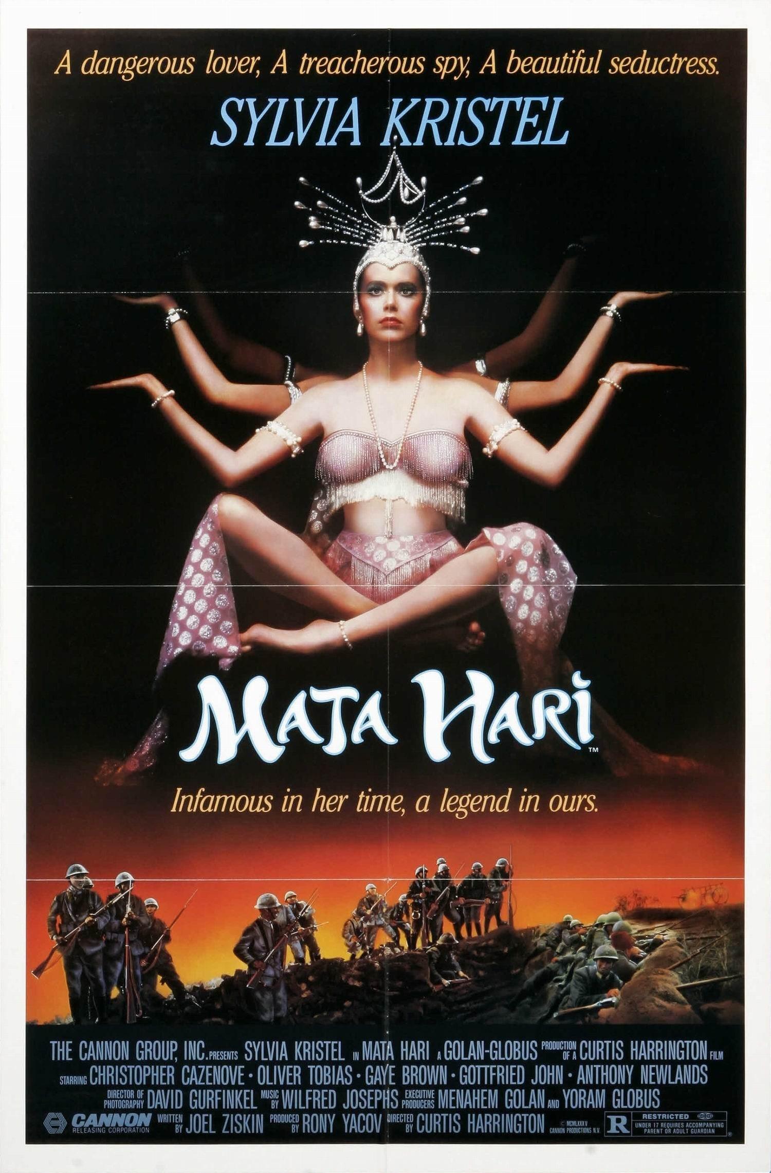 Mata hari 1985 - 1 part 10