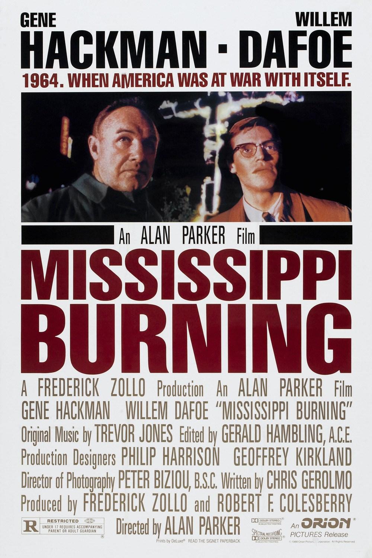Burning Mississippi