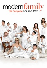Modern Family - Second Season