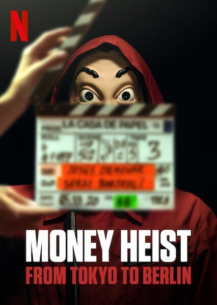 Money Heist From Tokyo To Berlin Season 1 NF WEB-DL