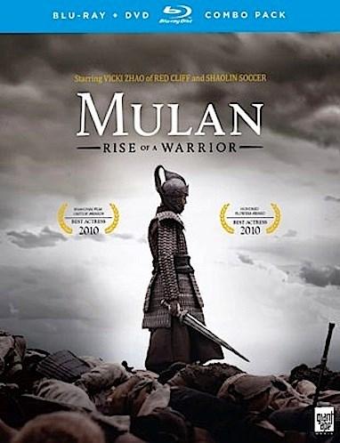 Mulan: Rise of a Warrior (Mulan / Hua Mulan / 花木兰)