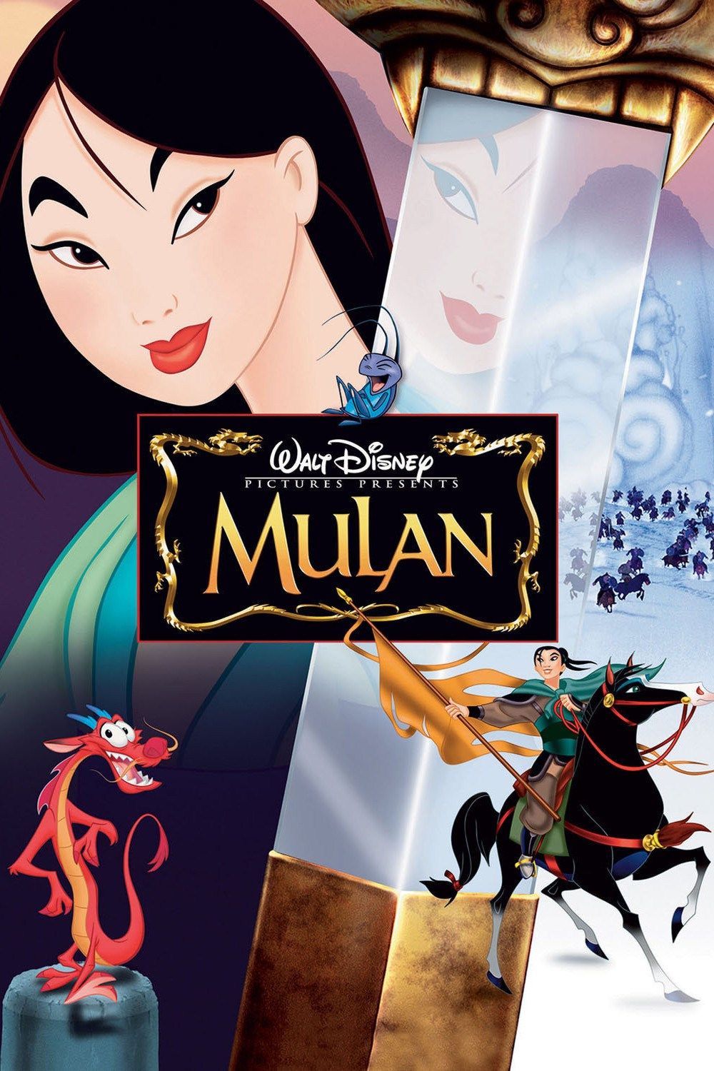 Mulan (1998) Tamil Dubbed Full Movie Watch Online Free | HighQuality