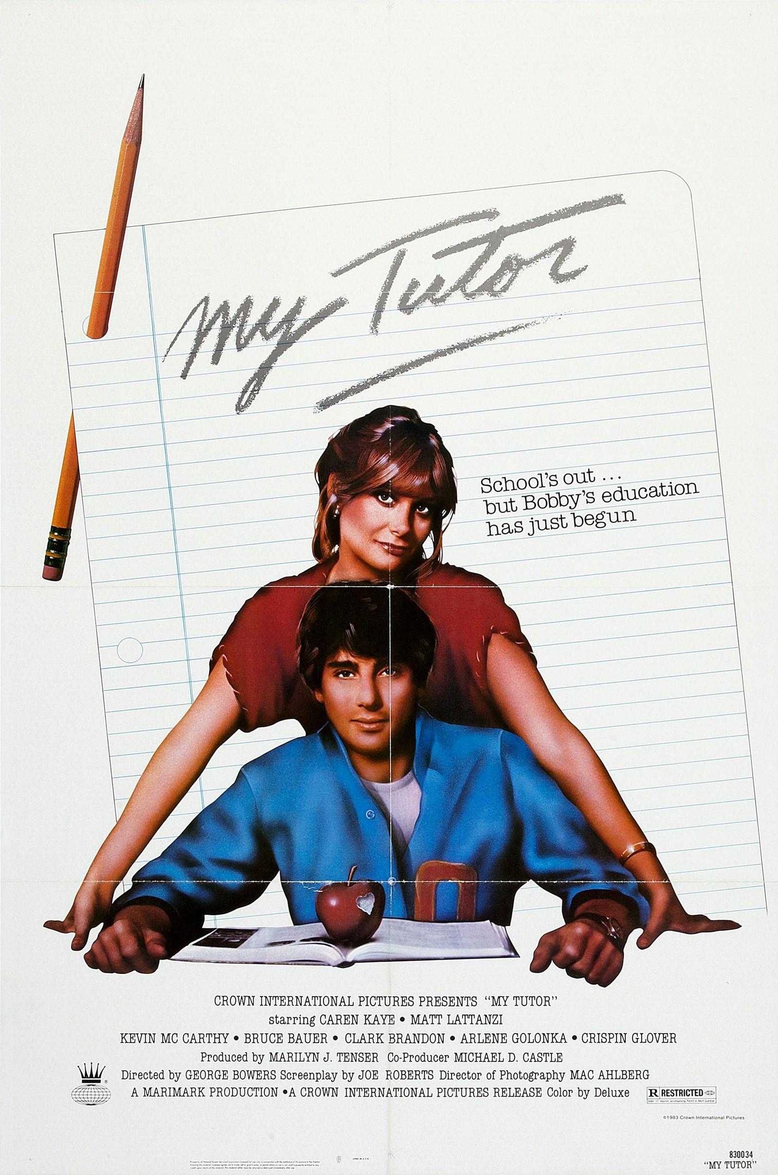 Caren kaye my tutor 1983 young boy and milf - 5 1