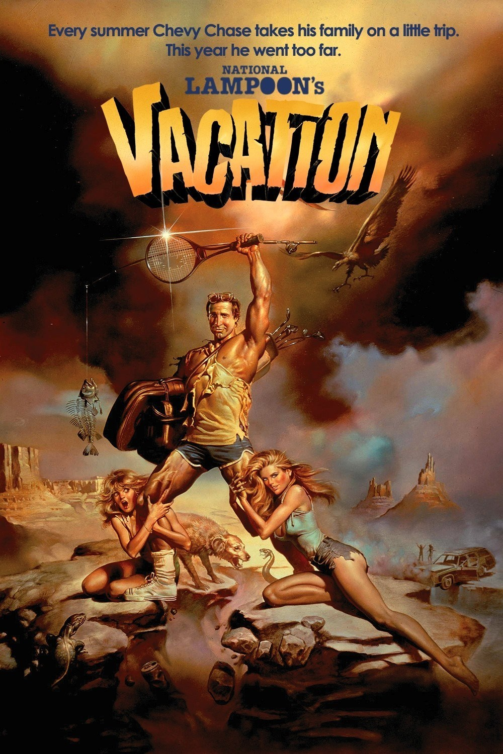 Subtitles For National Lampoon's Vacation