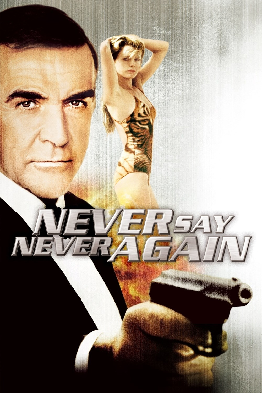 Subscene Never Say Never Again James Bond 007 English