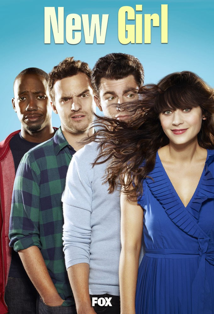 new girl burning series