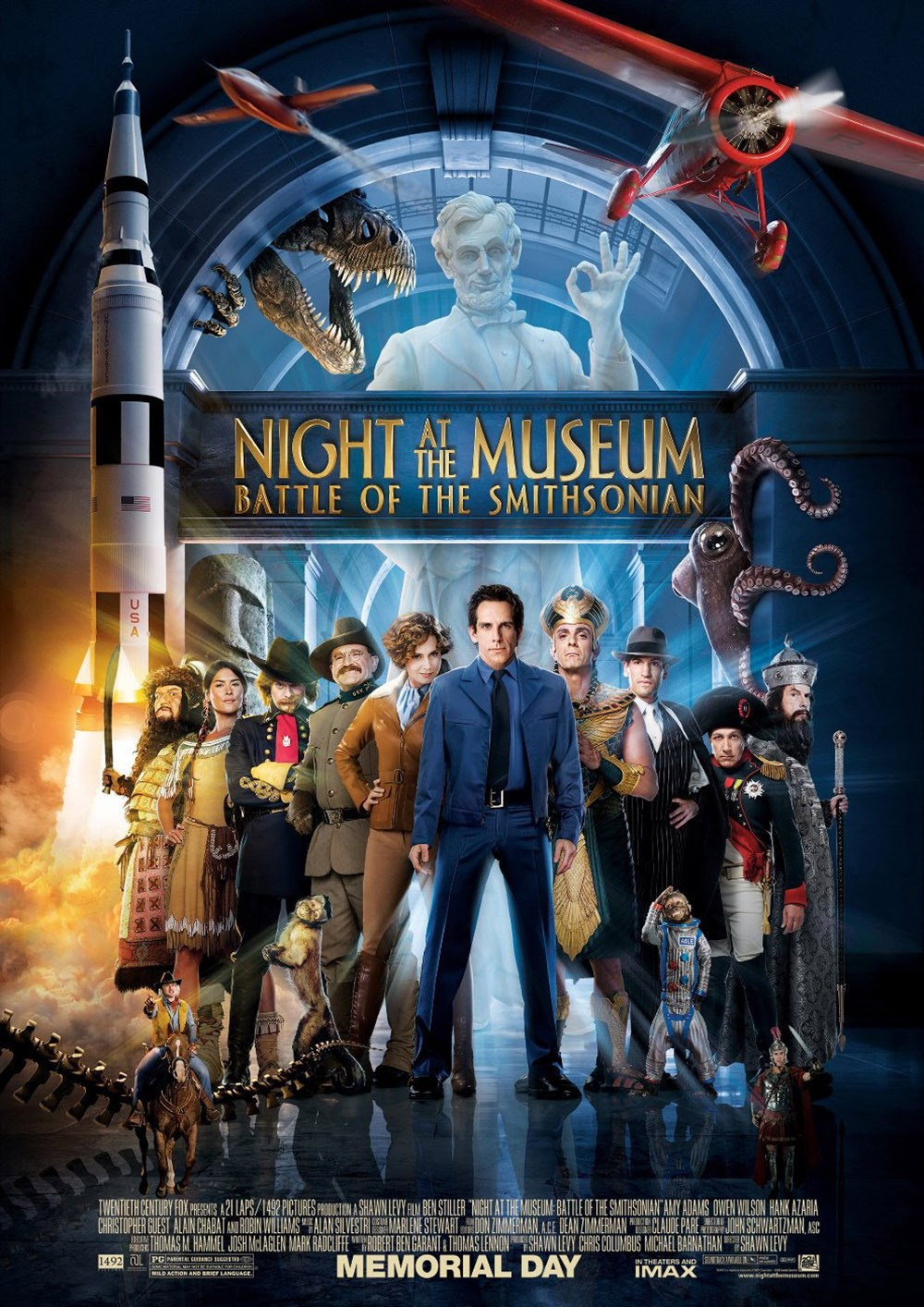 subscene - night at the museum 2: battle of the smithsonian malay