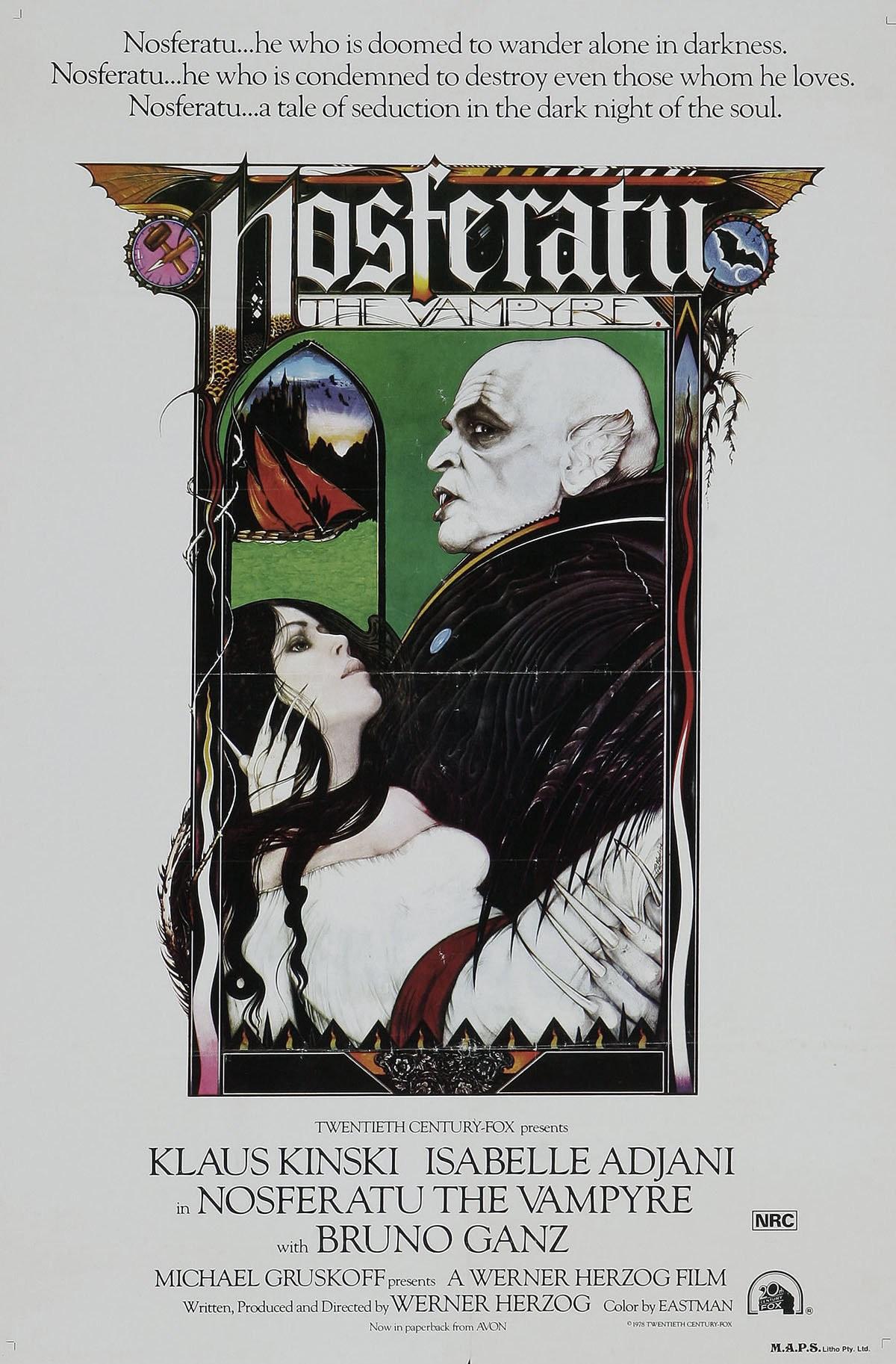Subscene - Nosferatu the Vampyre (Nosferatu: Phantom der