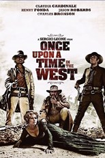 Once Upon a Time in the West (C'era una volta il West)