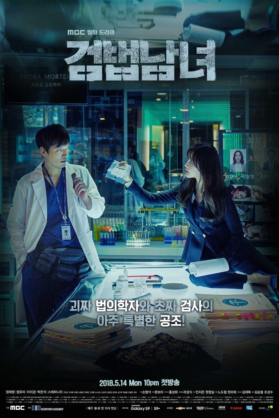 Partners for Justice (Korean Series) 1