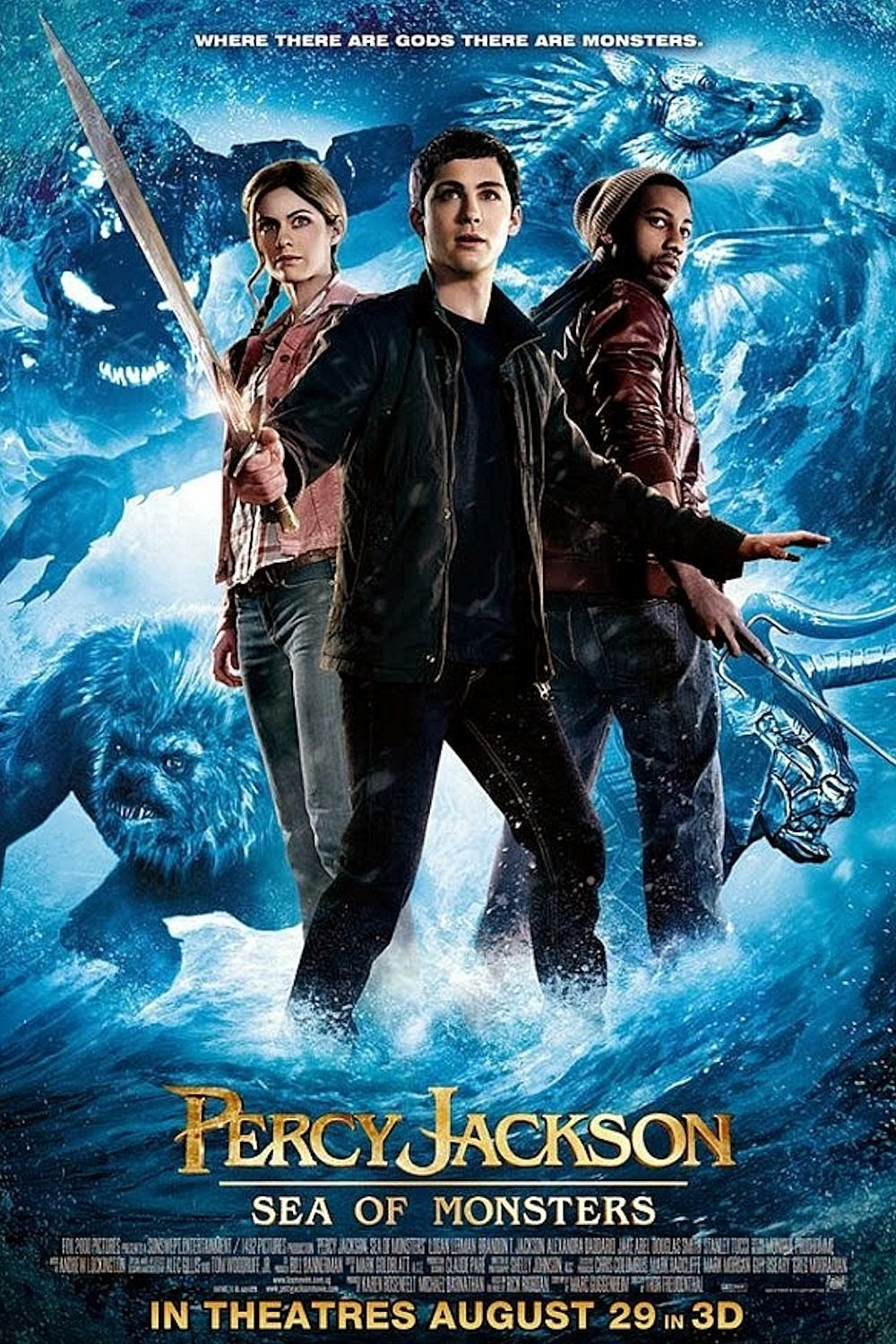 Resultado de imagen de percy jackson and the sea of monsters