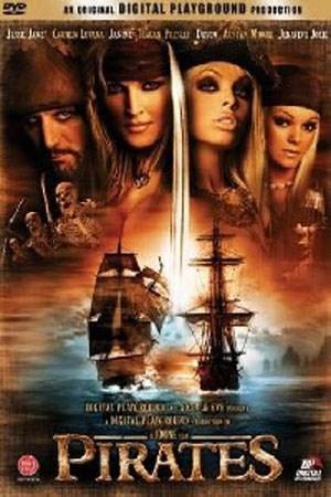 Girl pirate parody