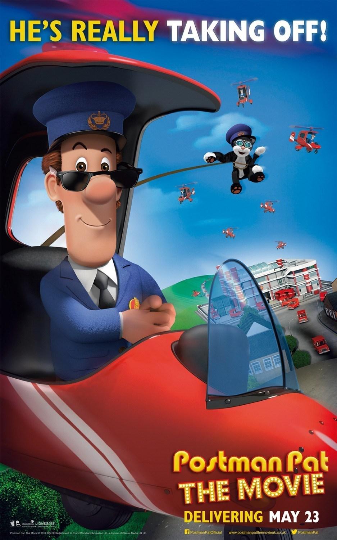 english postman