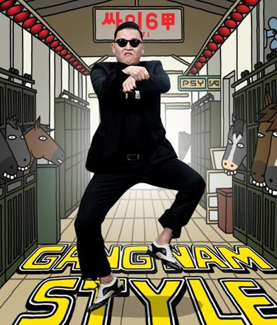 Gangnam style official music video 2012 psy with oppan lyrics.