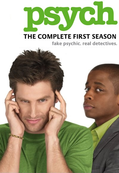 Image result for psych poster season 1