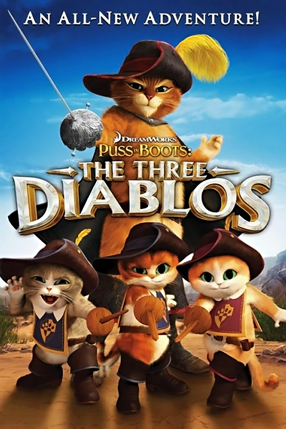 subscene puss in boots the three diablos subtitle