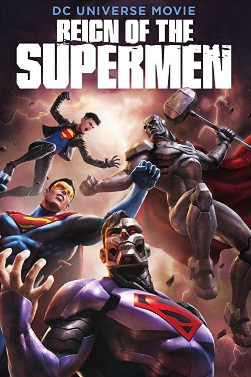 فیلمReign of the Supermen 2019