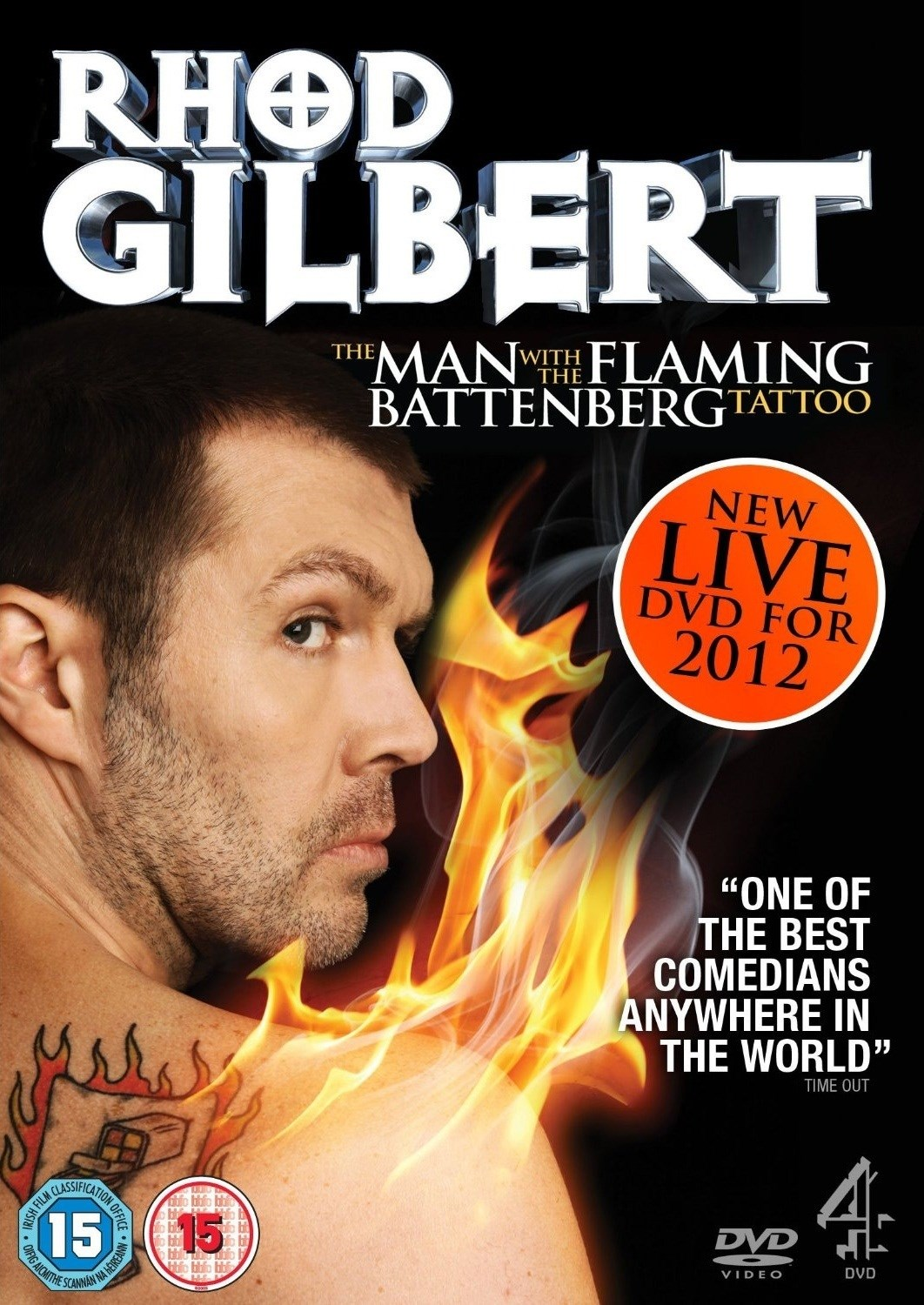 Subscene Rhod Gilbert Live 3 The Man With The Flaming