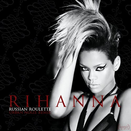 rihanna russian roulette video