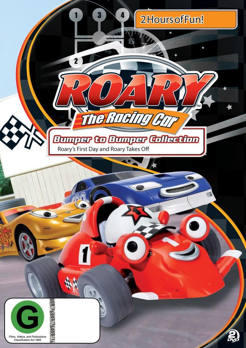 A2 racer movie