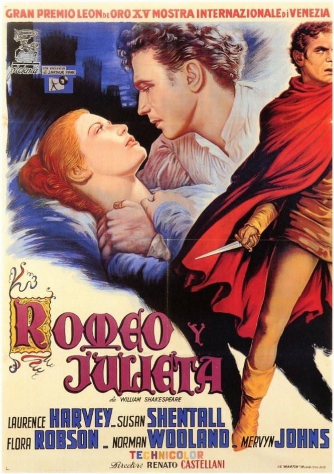 an analysis the contemporary setting and imagery in the new release of romeo and juliet