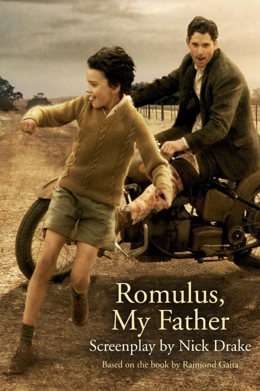 romulus my father ort Romulus, my father is a profound meditation on love and death, madness and truth, judgment and compassion it is about so much that matters that is normally so little discussed with so little honesty.